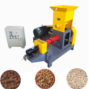 Fish Feed Extruder Poultry/Animal/Pet Food Pellet Mill Machine