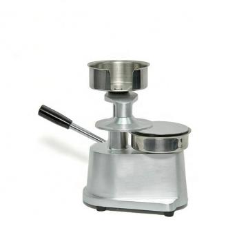 Commercial Slider Burger Maker Hamburger Press Cooking Machine