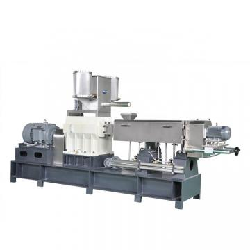 Automatic Twin Screw Extruder Sugar Coated Crunchy Corn Flakes Cereal Making Machine