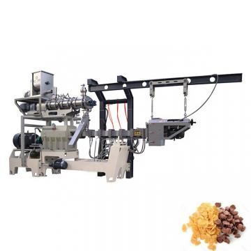 Popular Jinan Keysong Breakfast Cereal Corn Flakes Making Machine