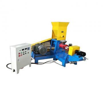 Best Price of Floating Pellet Fish Feed Machine China Manufacturer
