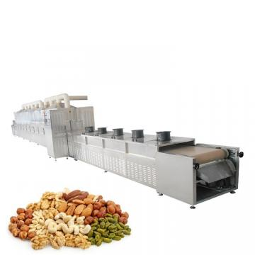 Peanut Walnut Tunnel Box Type Microwave Dryer Oven