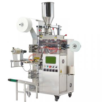 Auto Tea Packing Machine for Tea Bag with Tag