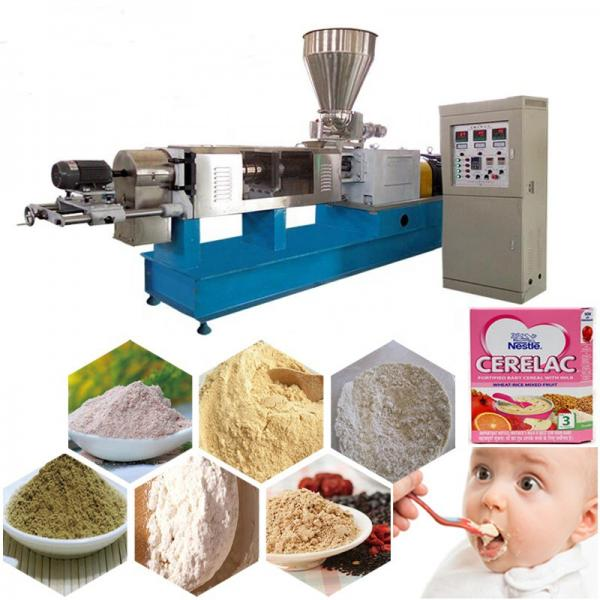 Instant Cook Baby Infant Food Rice Nutritional Powder Production Line Machinery Manufacturer / Make Equipment